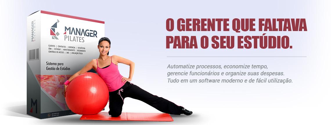 Pilates Manager para Estúdios